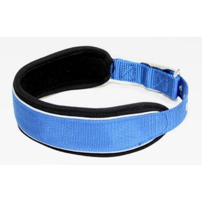 Croci ogrlica Hiking plava M 40-49cm