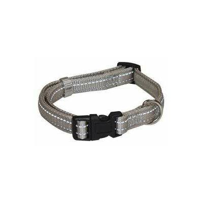 Croci ogrlica reflektirajuca siva 15x300x450mm