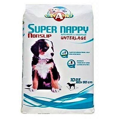 Croci / Super Nappy NONSLIP pelene 90x60cm / 10kom