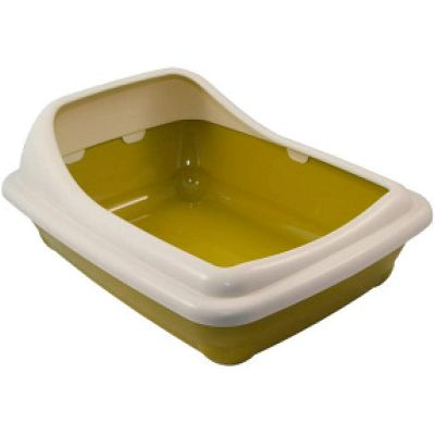 Croci toalet 56x39x21,5cm zeleni