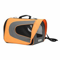 Croci transportna torba za male pse i mačke 46x26x27cm orange