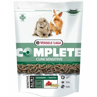 Cuni sensitive complete 500g peletirana hrana za kuniće