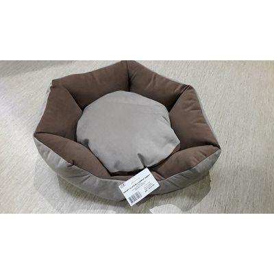DMC krevet za psa - Benny smeđe-sivi