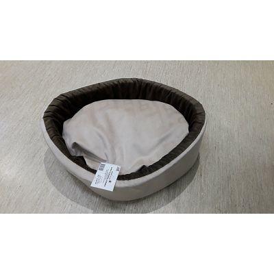 DMC krevet za psa - Bonny 50cm bež-smeđi