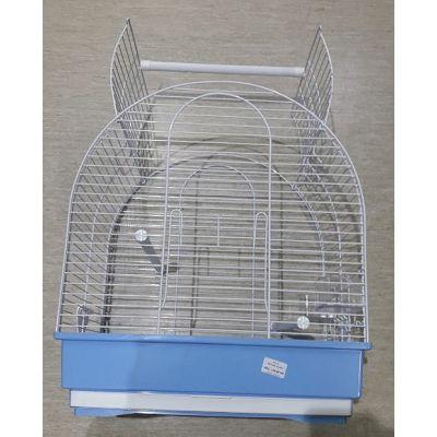 Domus Molinari kavez za ptice plavi 51x35x59cm