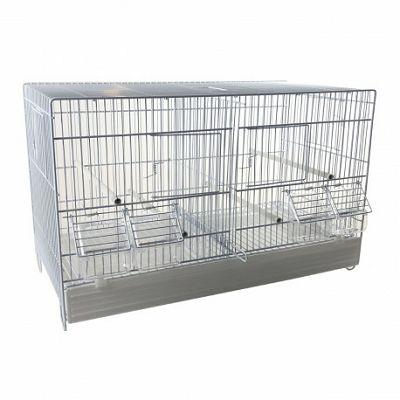 Domus Molinari kavez sa metalnim dnom za uzgoj ptica