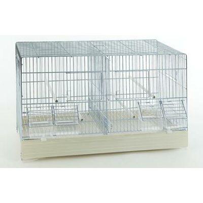 Domus Molinari kavez sa plastičnim dnom za uzgoj ptica