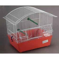 Domus Molinari kavez za ptice 43x24x36cm orange