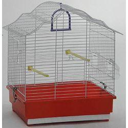 Domus Molinari kavez za ptice 46x28x49cm orange