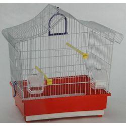 Domus Molinari kavez za ptice 47x29x48cm orange