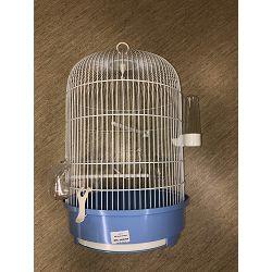 Domus Molinari kavez za ptice 53x31cm plavi