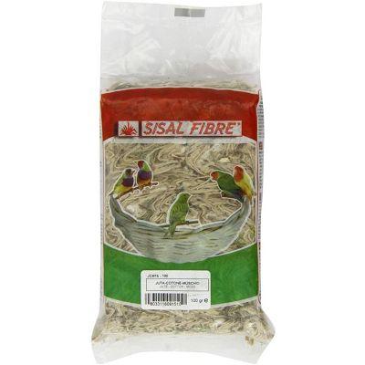 Domus Molinari Jute - Cotton materijal za gnijezdo za ptice 500g