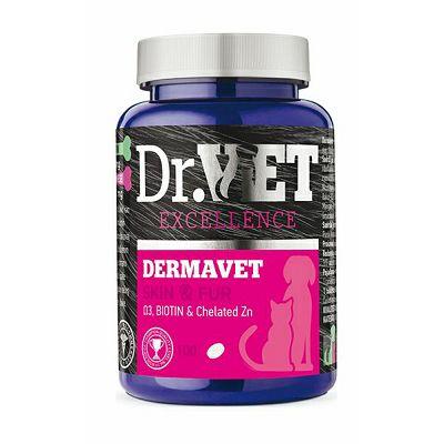 Dr.Vet DERMAVET 100tab