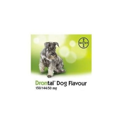 Drontal Dog Flavour tableta