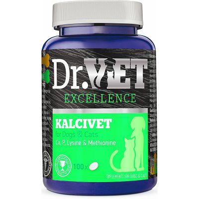 Dr.Vet KALCIVET 100tab