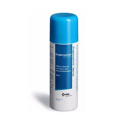 Engemycin spray za rane 200ml