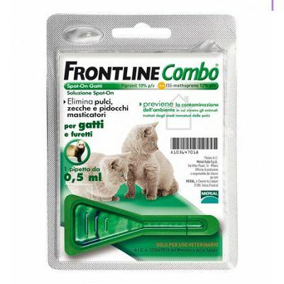 Frontline Combo Cat - 1 ampula