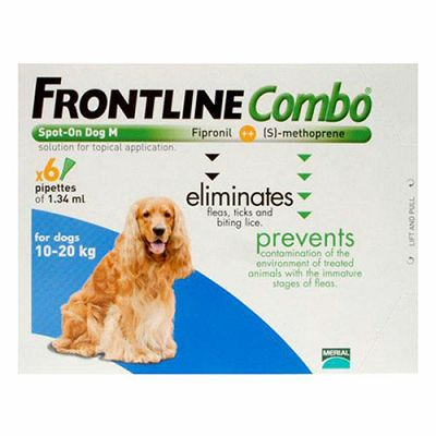 Frontline Combo M // 10-20kg