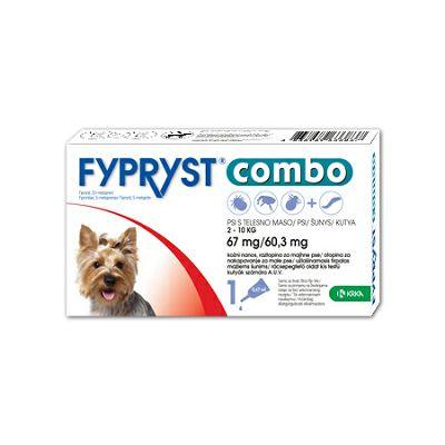 Fypryst Combo S // 2-10kg