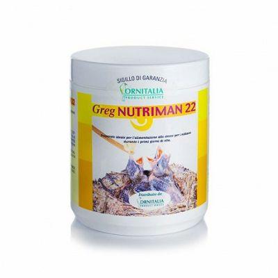 Greg Nutriman 22 hrana za ručno hranjenje ptica