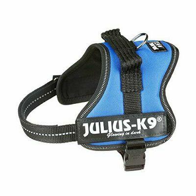 Julius K9 prsnik S mini plavi 40-53cm