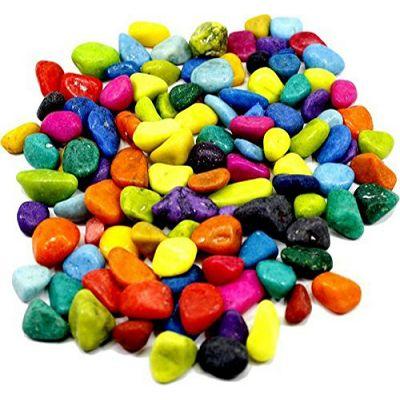 Kamenje u boji za akvarij 10-12mm