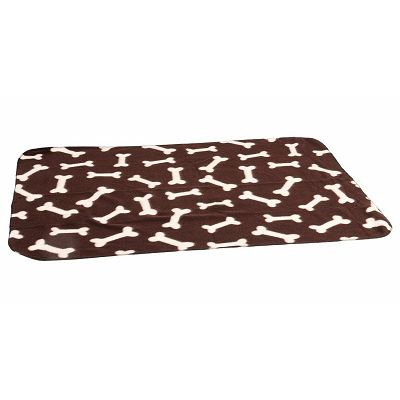 Karlie deka za pse smeđa 100x70cm