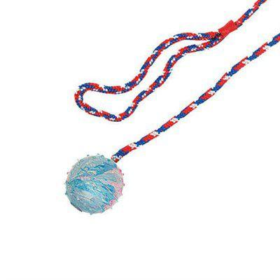 Karlie igračka gumena lopta 5,5cm za psa