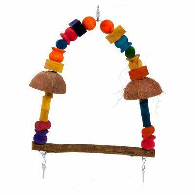 Karlie igračka za velike papagaje 36x36cm