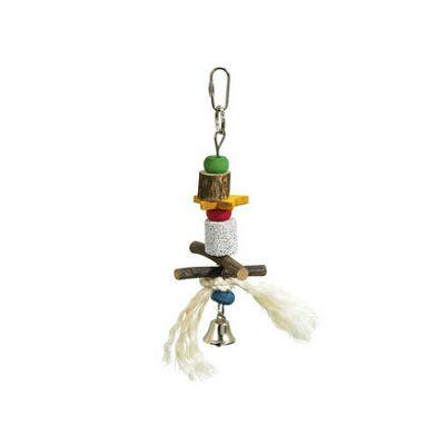 Karlie igračka za ptice 21cm