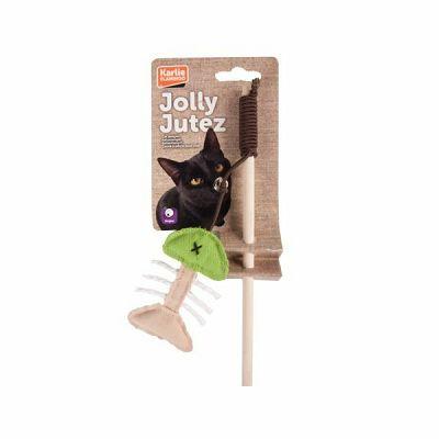 Karlie Jolly Jutez igračka riba za mačku