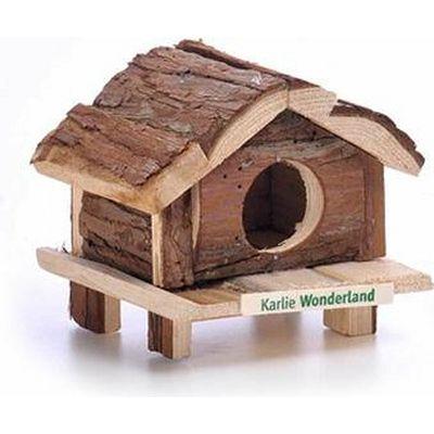 Karlie kućica za glodare 14x12x13cm