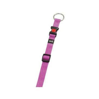 Karlie ogrlica 20mm 40-55cm ljubičasta M