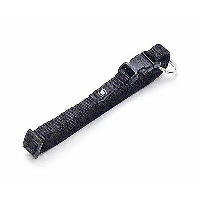 Karlie ogrlica 25mm 45-65cm L crna