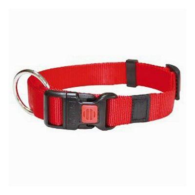 Karlie ogrlica za psa 30-35cm x 20mm crvena S