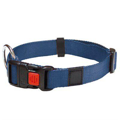 Karlie ogrlica za psa 55-75cm x 40mm plava XL