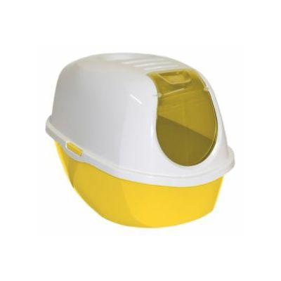 Karlie toalet za mačke 52x39x41cm žuti