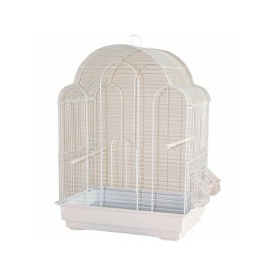Kavez za ptice 42x30x57cm bijeli
