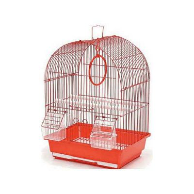 Kavez za ptice 35x28x46cm crveni