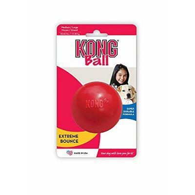 Kong Ball 7cm crvena lopta