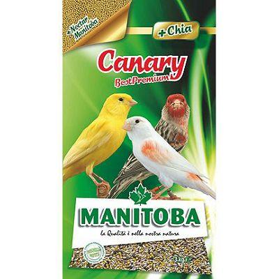 Manitoba Canary Best Premium hrana za kanarince, 1 kg