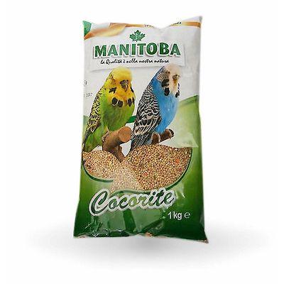 Manitoba Cocorite hrana za tigrice 1kg