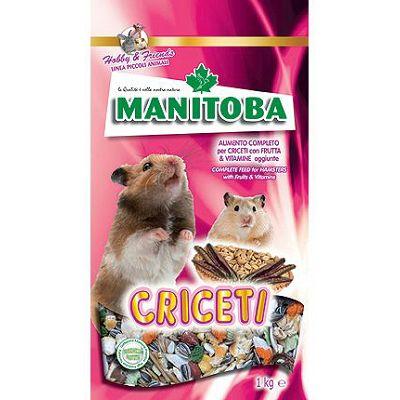 Manitoba Criceti hrana za hrčke 1kg