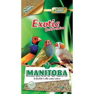 Manitoba Exotic Best Premium hrana za egzote, 1 kg