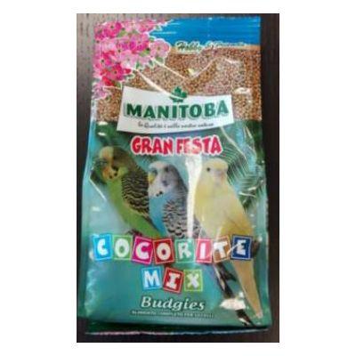 Manitoba Granfesta Cocorite mix hrana za tigrice papige 500g