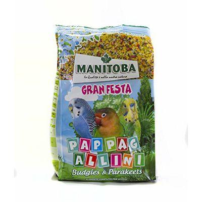 Manitoba Granfiesta hrana za papagaje 500g