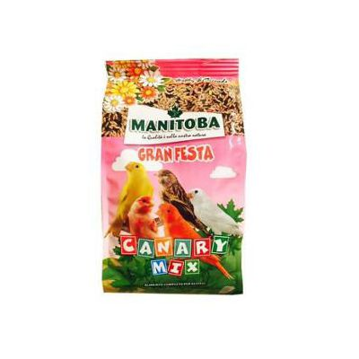 Manitoba Granfesta Canary mix hrana za kanarince 500g