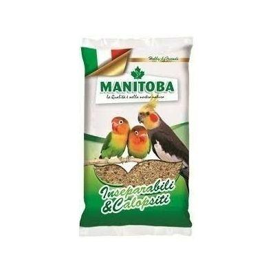 Manitoba hrana za srednje papagaje 1kg