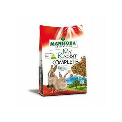 Manitoba My Rabbit Complete hrana za zečeve 600g