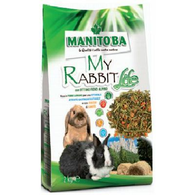 Manitoba My Rabbit Life hrana za zečeve 2kg
